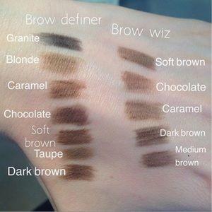 Anastasia Beverly Hills Makeup Abh Soft Brown Brow Wiz
